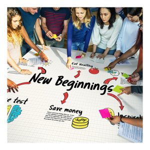 new beginnings graphic